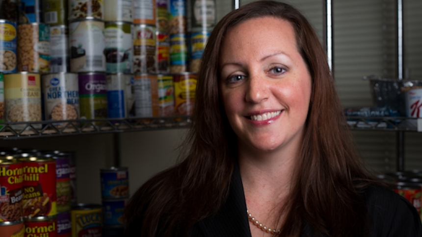Meet the Durham Community Food Pantry's director