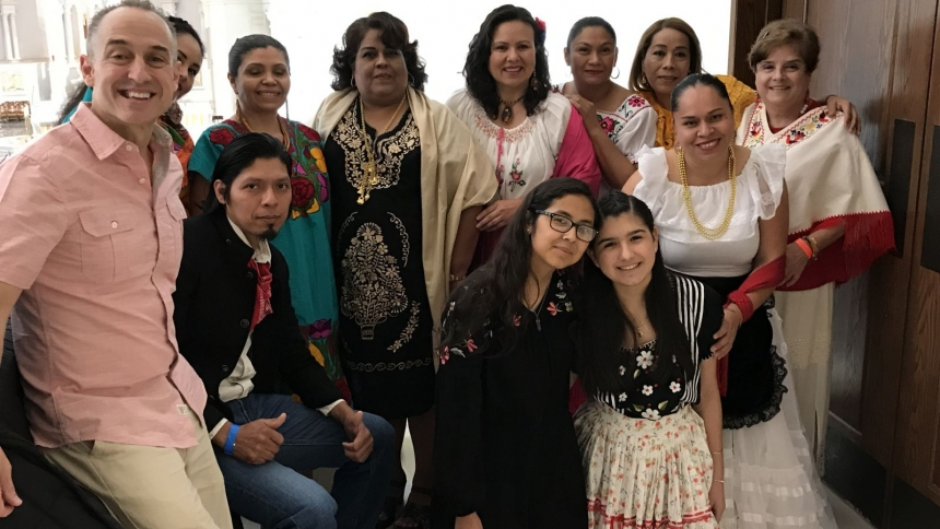 National Hispanic Heritage month closes with celebration