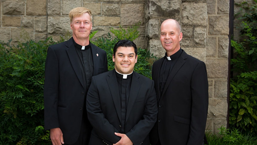 Reflections of God's love: The diocese gains three new priests