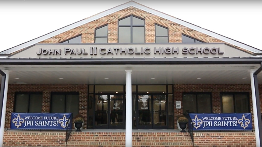 John Paul II High School, Greenville, NC