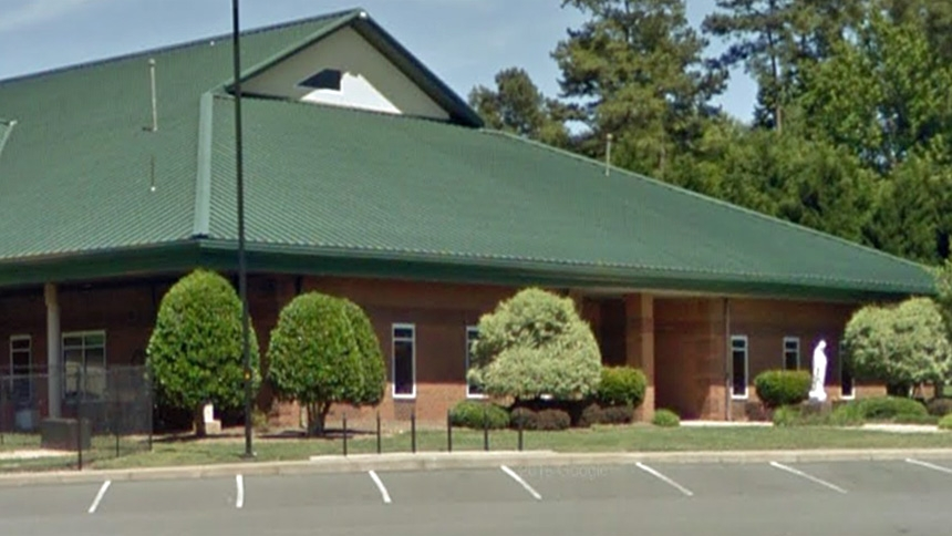 St. Catherine of Siena School, Wake Forest, NC