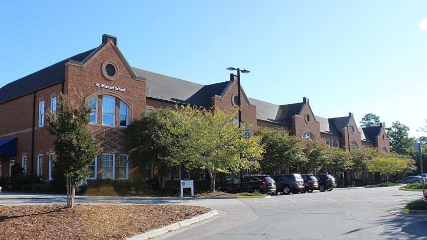 St. Michael the Archangel School, Cary, NC