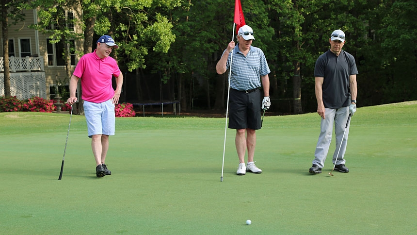 Drive Out Hunger Golf Outing raises nearly $50,000