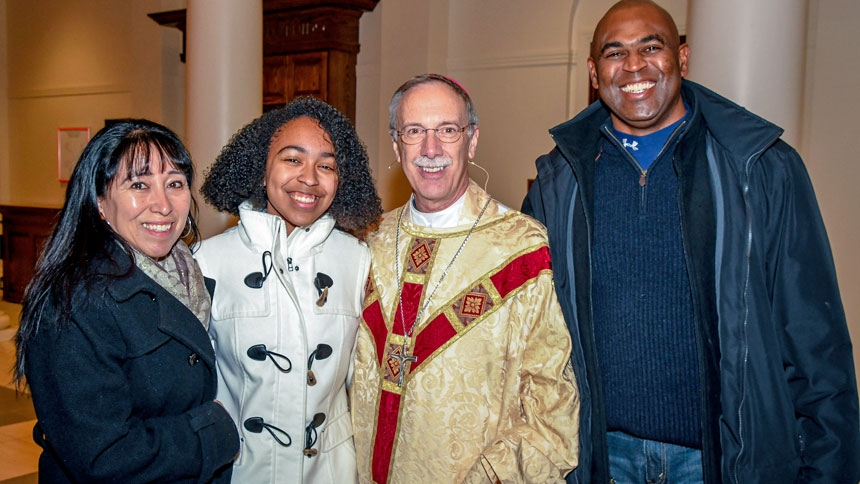 Parishioners give over $90,000 to Black and Indian Mission
