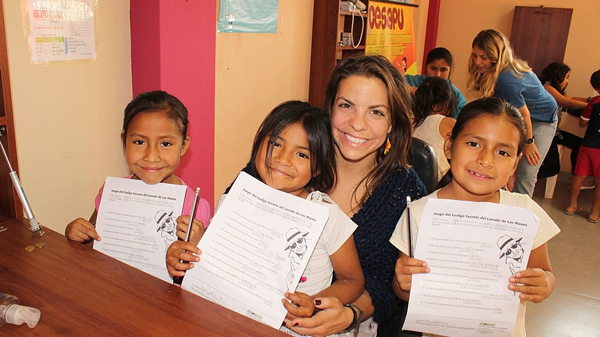 The power to empower: Cary woman runs nonprofit in Peru