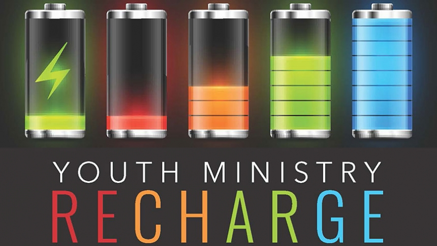 Youth Ministry Recharge