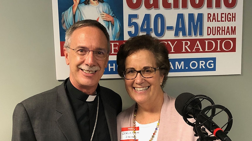 Tune in for truth: Catholic radio aims to inspire, and share God's love