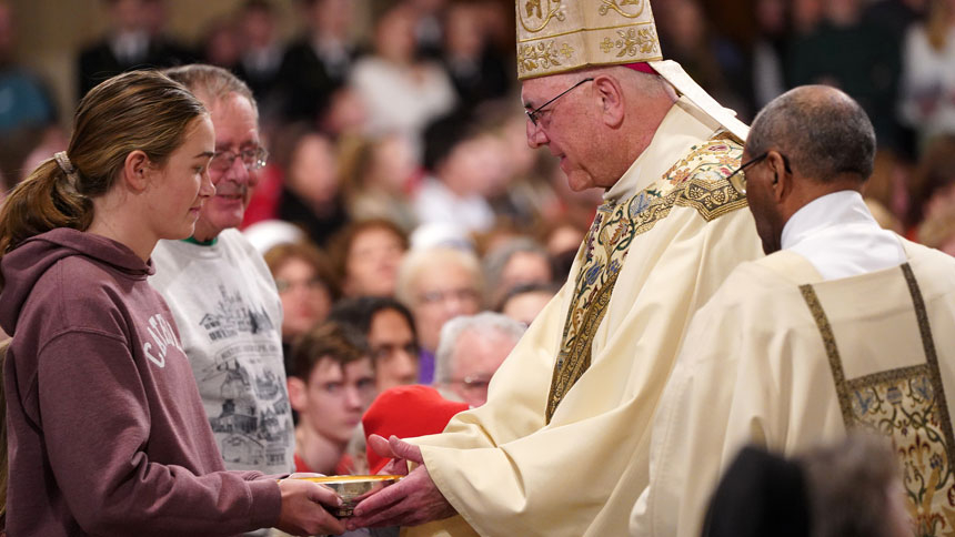 Pope Francis 'has our backs' on pro-life cause, says archbishop