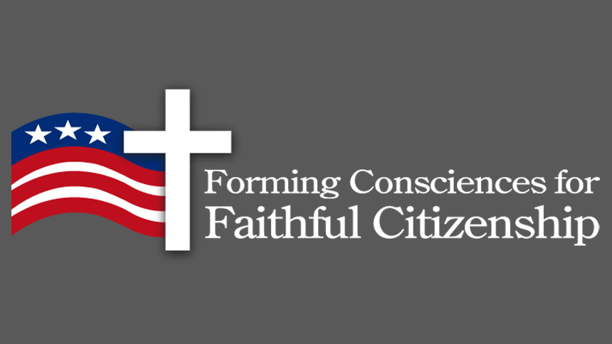 Forming Consciences For Faithful Citizenship Diocese Of Raleigh