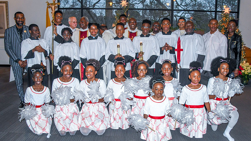 Catholic Francophone Community in the Triangle