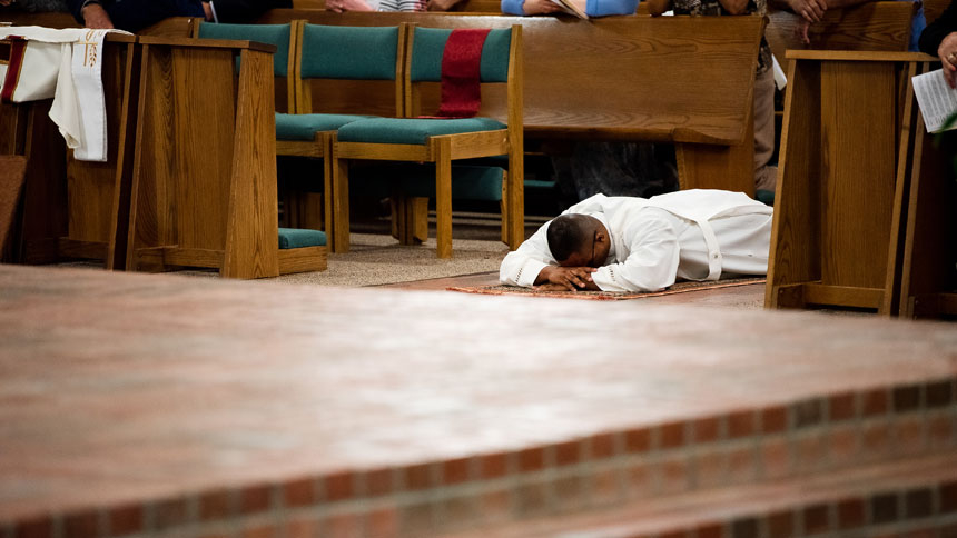 Ordinations in the Diocese of Raleigh