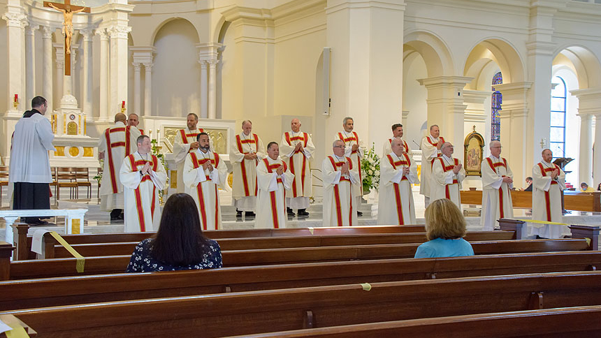 2020 Ordination to the Permanent Diaconate
