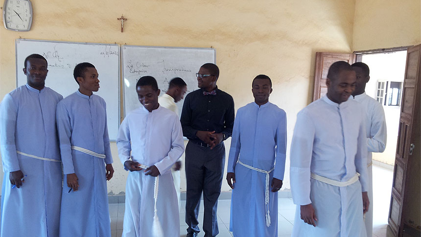 Father Matthew Nwafor