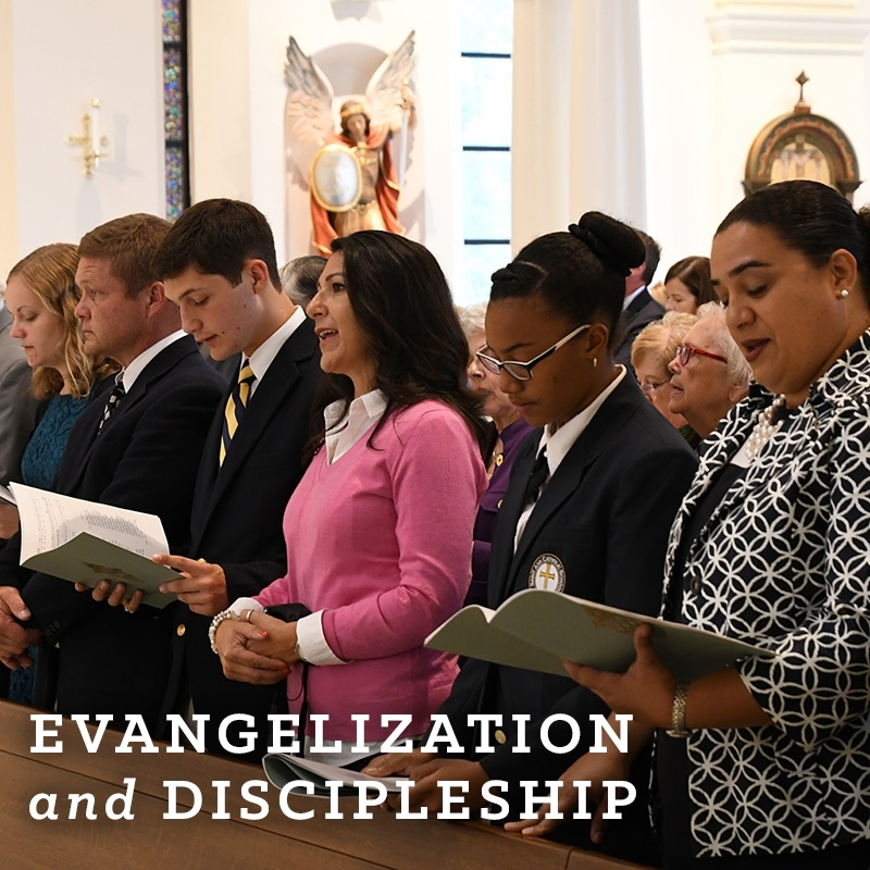 Evangelization and Discipleship