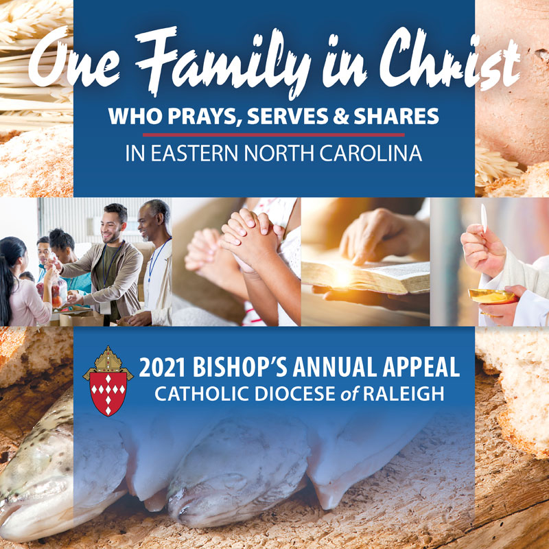 2021 Bishop's Annual Appeal