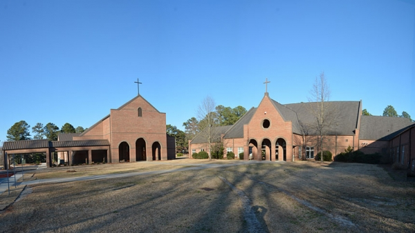 St. Stephen the First Martyr Church, Sanford, NC