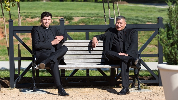 Preparing for priesthood: Meet two deacons set to receive holy orders