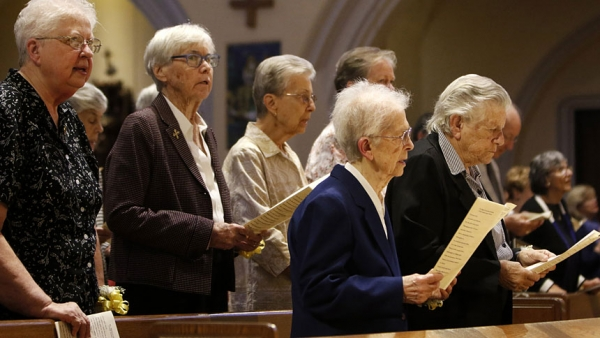 Religious Communities Receive $28 Million Toward Retirement Needs
