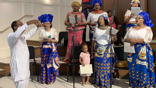 2019 African Heritage Mass