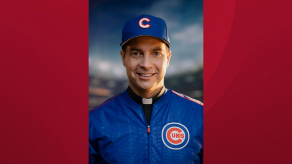 Everyday Heroes: Priest who once dreamed of majors now an MLB chaplain