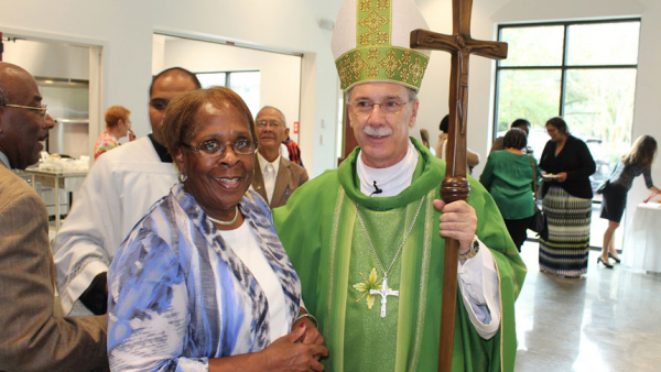 St. Joseph Church in Raleigh dedicates new parish center