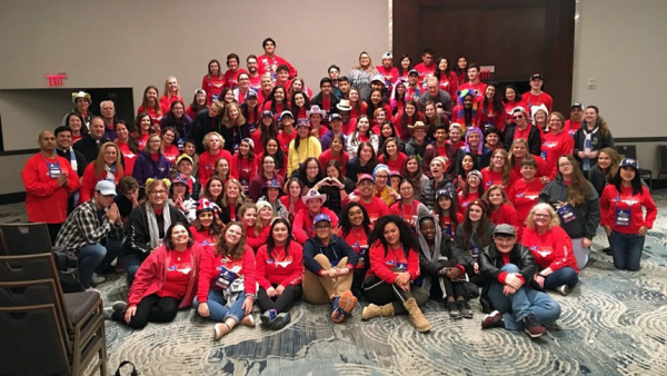 Raleigh teens travel to Indianapolis for conference