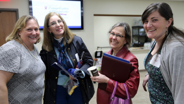 Learn and Share: Partnership with Franciscan University's Catechetical Institute enriches diocesan faith formation