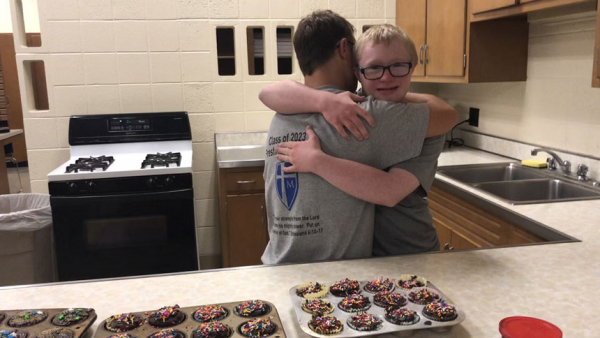 Catholic high school welcomes students with special needs into new program