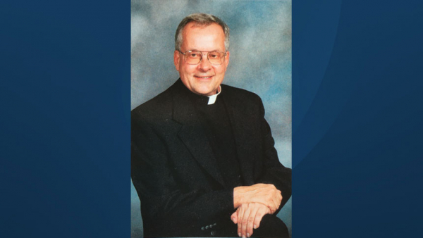Father Donald Baribeau, MS