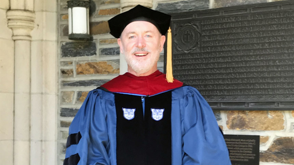 Russ Elmayan, Doctorate of Ministry