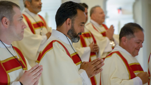 Ordination to the Permanent Diaconate 2020