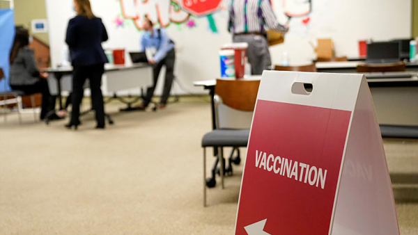 Bishops: Getting COVID-19 vaccine is 'act of charity,' supports the common good
