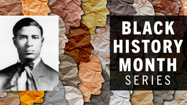 A Black History Moment: Behind the Mask